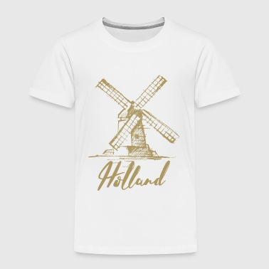 Holland - Kinder Premium T-Shirt