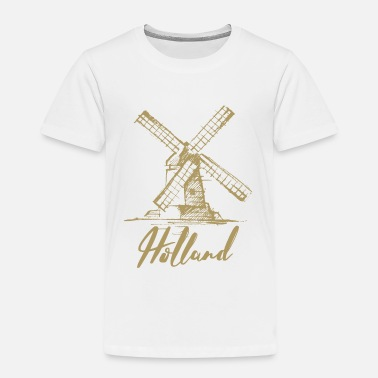Ich Bin Holländer Holland - Kinder Premium T-Shirt