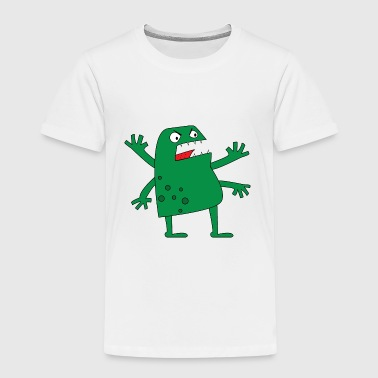 Monster / Monstre / Baby / Bad / Nasty / Evil - Kids' Premium T-Shirt