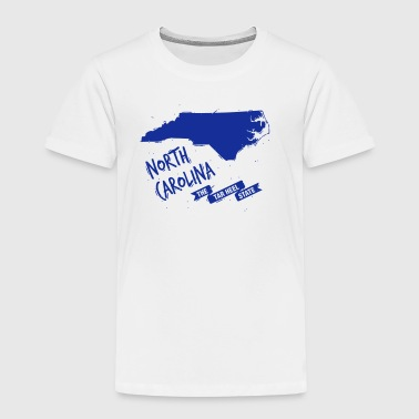 North Carolina - Kinder Premium T-Shirt