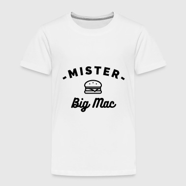MISTER Big Mac - T-shirt Premium Enfant