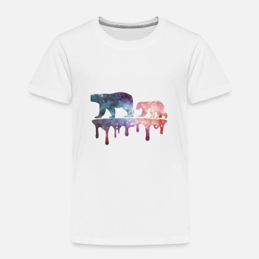 Icebear Ice Bear - Kinder Premium T-Shirt