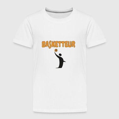 Basketteur - T-shirt Premium Enfant
