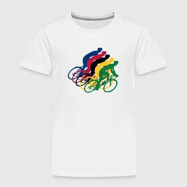 bicycle race - Kids' Premium T-Shirt