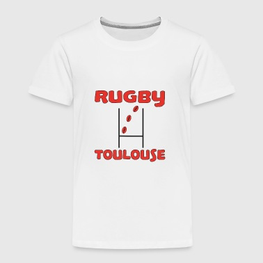 Rugby toulouse - Kids' Premium T-Shirt