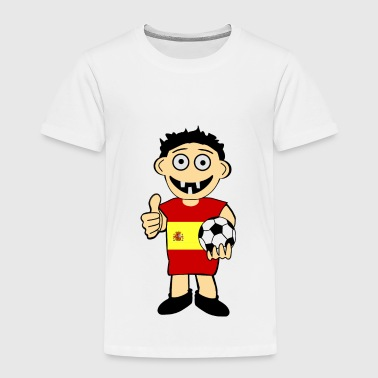 Spanish boy - Kids' Premium T-Shirt