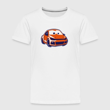 Cars for Kids fast Coupe - Kinder Premium T-Shirt
