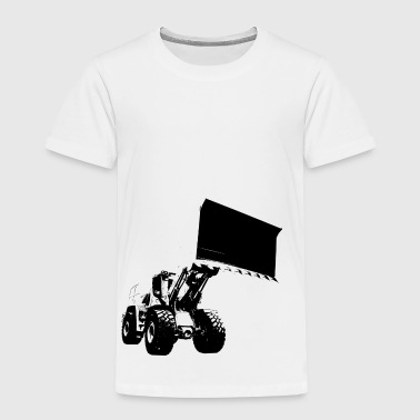 wheel loader - T-shirt Premium Enfant