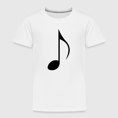 Sheet Music Instrument - Kids' Premium T-Shirt