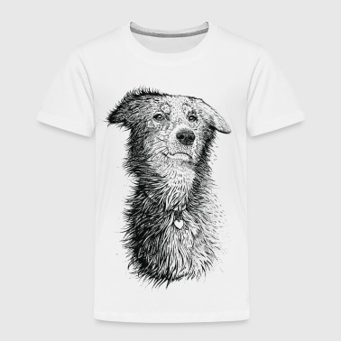 Love Dog - Camiseta premium niño