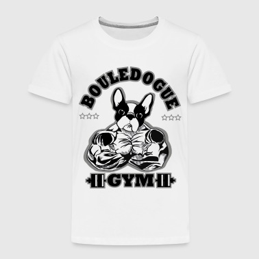 bouledogue gym - T-shirt Premium Enfant