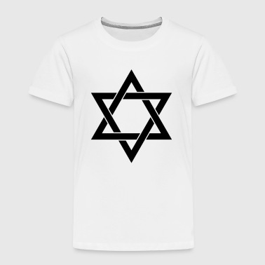 Star of David Judaism Israel - Kids' Premium T-Shirt