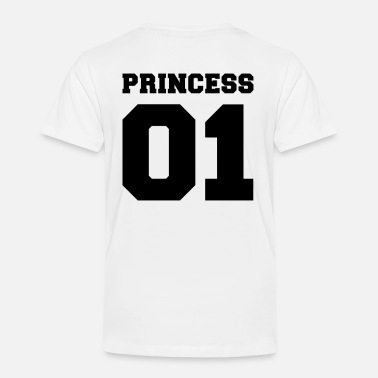 King Queen Princess 01 - T-shirt Premium Enfant