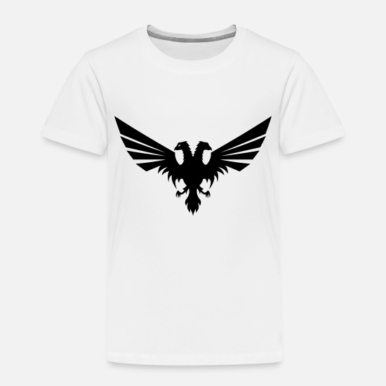 Warhammer T-Shirts - No Rest for the Wicked Aquila - Kids' Premium T-Shirt white