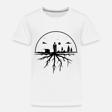 Hometown Roots Hometown - Kids' Premium T-Shirt