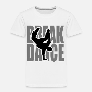 Bboy Breakdance BBoy BGirl Danser Breaker Breakdancer  - Kinderen Premium T-shirt