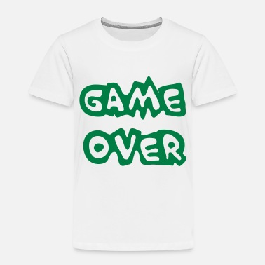 Game Over Game Over - T-shirt premium Enfant