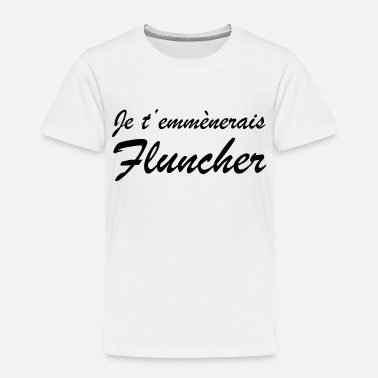 Squeezie Fluncher | Punchline - Placements de Produits - T-shirt Premium Enfant