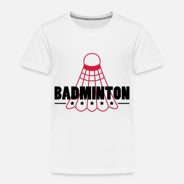 Icon Badminton Icon - Premium T-shirt til børn