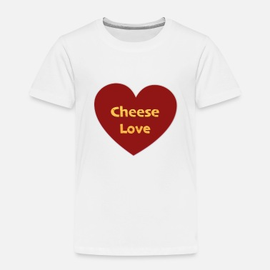 Cheese love - Kids' Premium T-Shirt