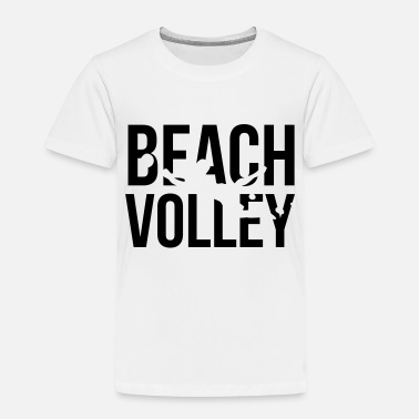 Volley beach volley - Kids' Premium T-Shirt