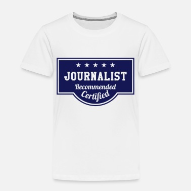 Journalist Journalist - Kids' Premium T-Shirt