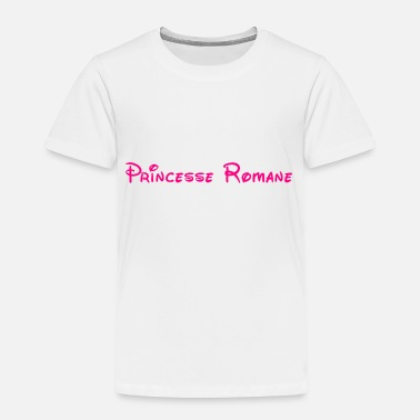 Romanesque Romanesque Princess - Kids' Premium T-Shirt