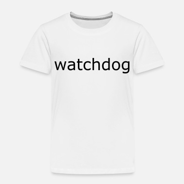 Watchdog watchdog - Kids' Premium T-Shirt