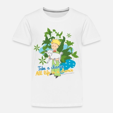 The Little Prince Take A Chance Lamb - Kids' Premium T-Shirt
