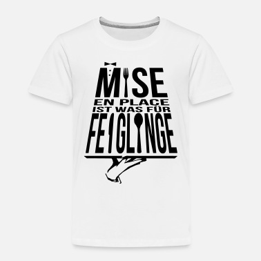 Place Of Residence Mise en place - Kids' Premium T-Shirt