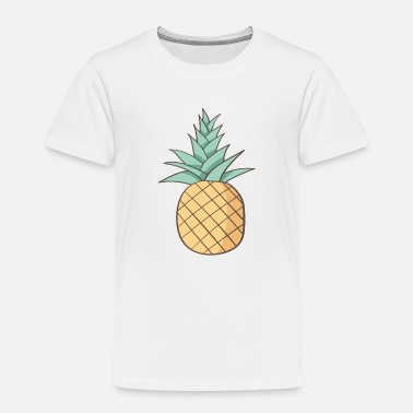 Pineapple pineapple - Kids' Premium T-Shirt