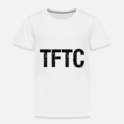 188aa5c0a75ebf TFTC Geocaching Sprüche - Kinder Premium T-Shirt. Vorne