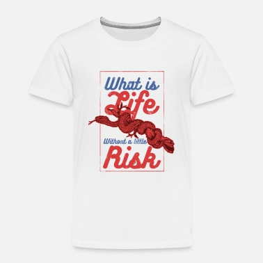 Risk RISK - Kids' Premium T-Shirt