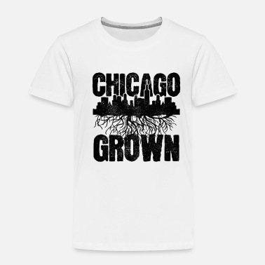 Chicago Chicago - Kinder Premium T-Shirt