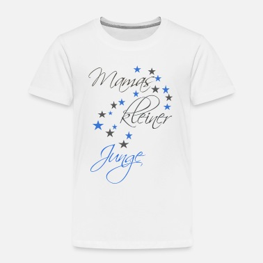 Litte Boy Mom's little boy - Kids' Premium T-Shirt
