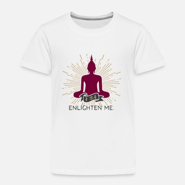 Enlightent ENLIGHT ME - Gift Idea T-Shirt - Kids' Premium T-Shirt