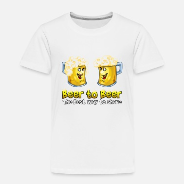 Beer Beer to beer - Kids' Premium T-Shirt