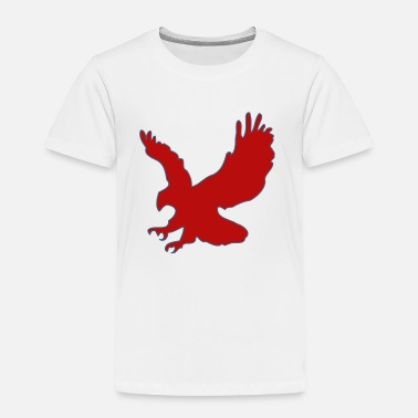Bewinged Eagle - Kids' Premium T-Shirt