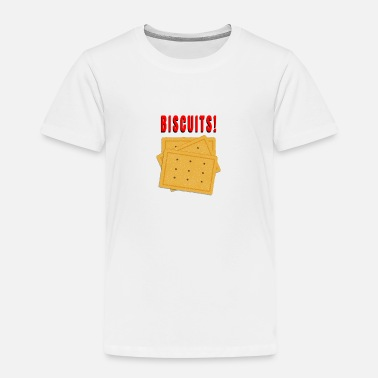 Biscuits Biscuits - Kids' Premium T-Shirt