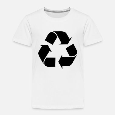 Recycling Recycle recycling - Kids' Premium T-Shirt