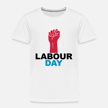 Labour Labour day - Kids' Premium T-Shirt