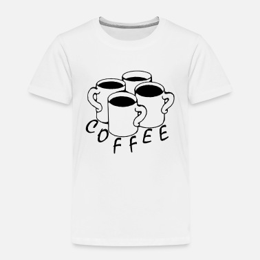 Coffee Love - Kinder Premium T-Shirt