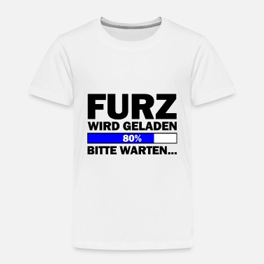 Laden furz laden 80 - Kinder Premium T-Shirt