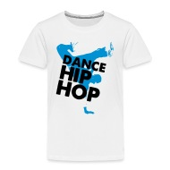 danse HIPHOP T-shirt premium Enfant | Spreadshirt