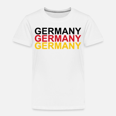 German Flag German flag - Kids' Premium T-Shirt