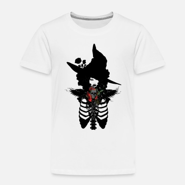 Sexy witch - Kids' Premium T-Shirt