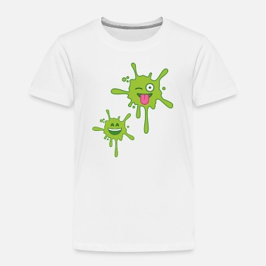 Food Green stains – Emojis - Kids' Premium T-Shirt