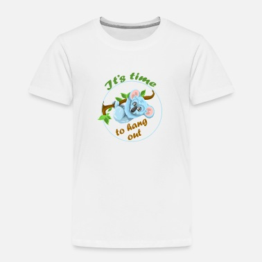Hang Out HANG OUT - Kids' Premium T-Shirt