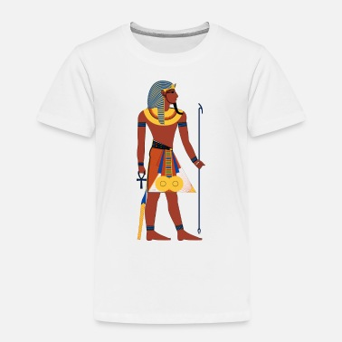 Pyramid Egyptian - Kids' Premium T-Shirt