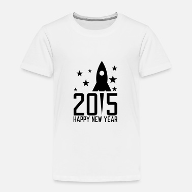 Happy New Year Happy New Year 2015 - Camiseta premium niño